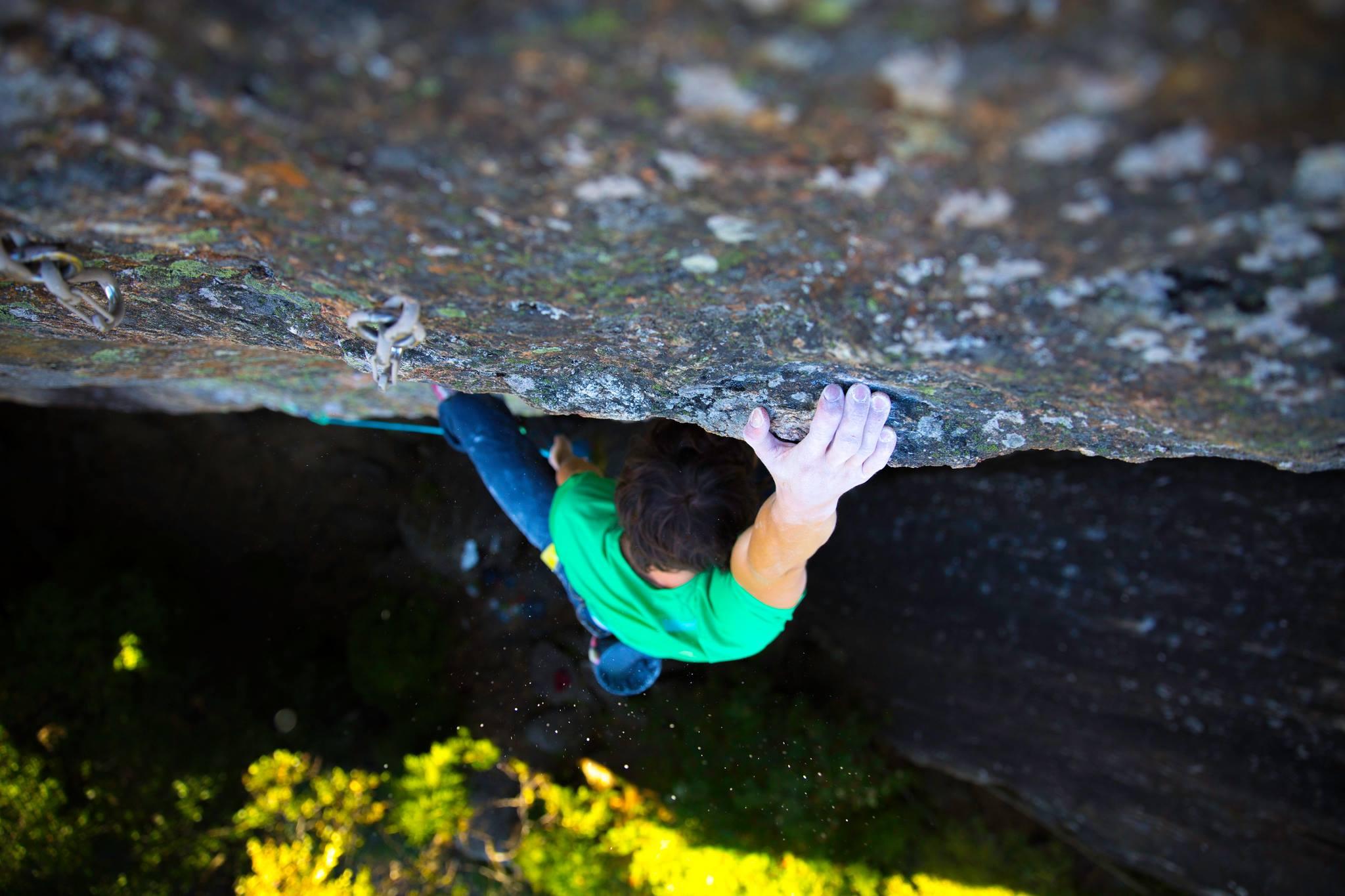 Skader innen klatring