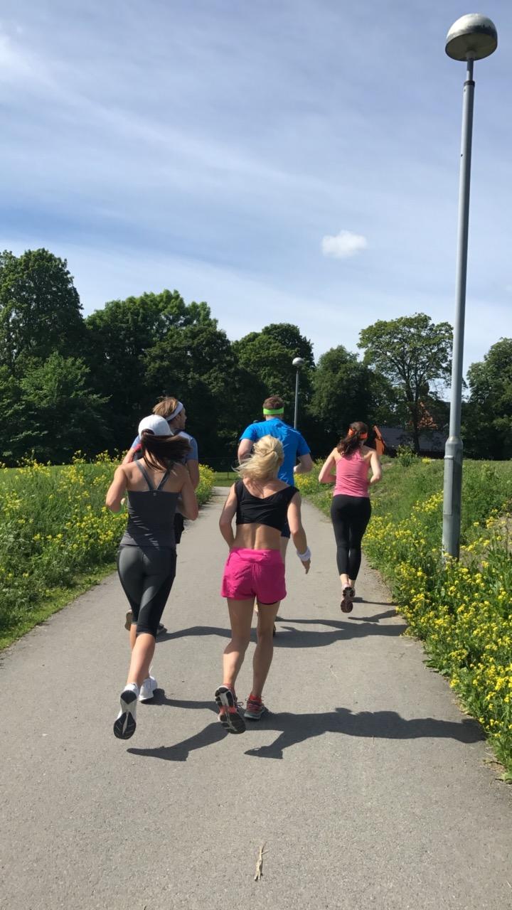 Løpegruppe med fokus på mental helse