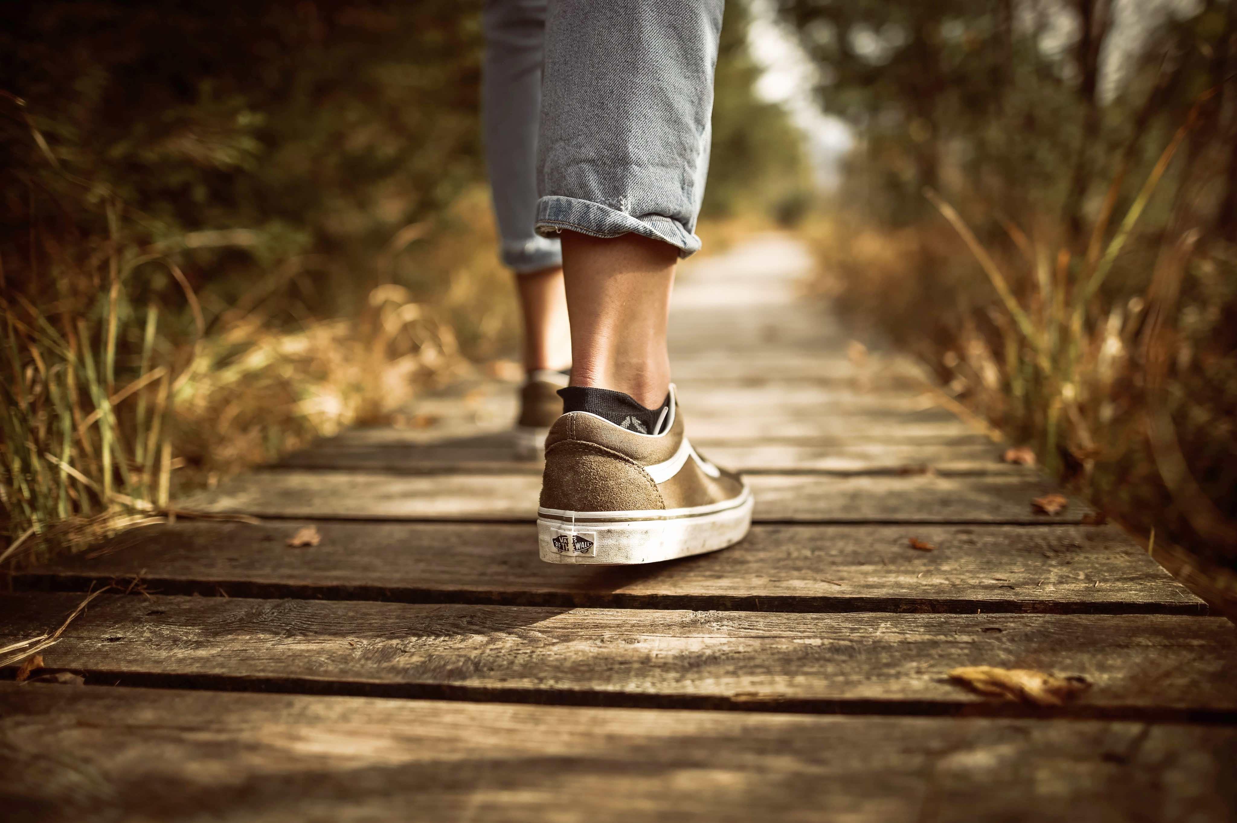 dytt mer bevegelse skaper mindre sykemeldinger